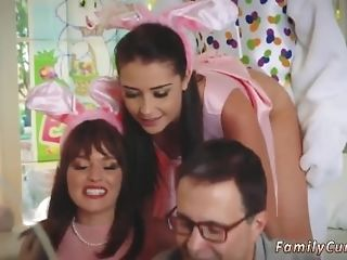 Mommy daddy compeer's daughter-in-law hd and smash bbc Uncle smash Bunny best sex