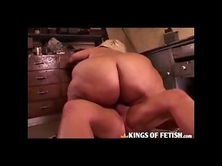 Deviating meaty plus-size frolicking with her vulva and railing shaft free sex