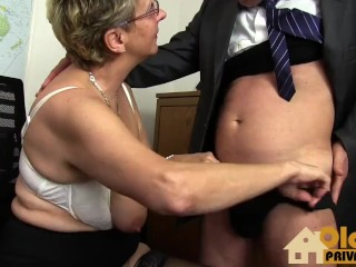 Grannie hefty bosoms assistant porn mistiness